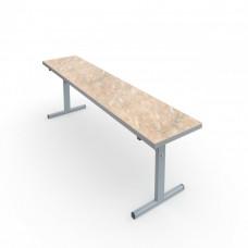 Скамья обеденного стола двухместная