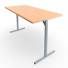 Стол обеденный на двух опорах