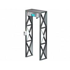 """""""Граница-Maxima"""" Автономная станция для бесконтактного мониторинга температуры со встроенным тепловизором и металлодетектором"""