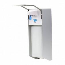 Локтевой дозатор для дезсредств и жидкого мыла, 1000мл