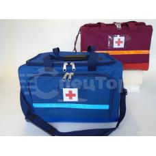 Укладка для оказания первой помощи в детских лагерях палаточного типа (менее 100 чел.) УК-327н/2