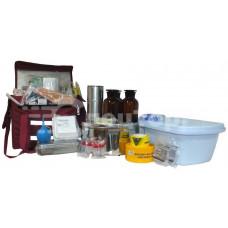 Укладка для забора материала на холеру, чуму, малярию (большая)