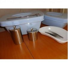 Набор прививочного инструментария для медицинского кабинета школы НПИ