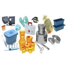 Набор инструментария и вспомогательных изделий для прививочного кабинета НБ-366н/1