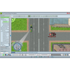 Интерактивная автошкола. Мотосредства