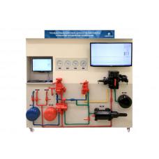 Тренажерный комплекс для изучения работы приборов управления тормозами