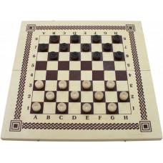 Шахматы, шашки, нарды 3 в 1 (деревянные)
