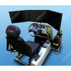 """Автотренажер """"УАЗ-1/В"""" (панорамный экран с углом обзора 180 градусов)"""