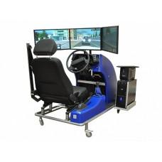 """Автотренажер """"Форсаж-5.2"""" (программное обеспечение психологического практикума: психофизиологические основы деятельности водителя)"""