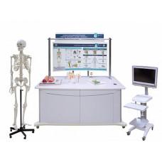 """Лабораторно-диагностический учебный комплекс """"Скелет человека"""""""