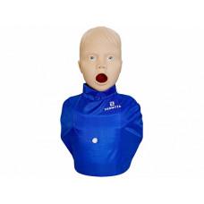 Манекен ребёнка старше одного года с аспирацией инородного тела