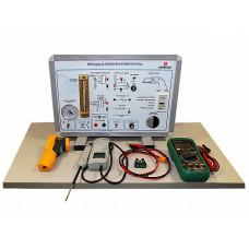 """Комплект учебно-лабораторного оборудования """"Методы измерения температуры"""" (МИТ-СР-2)"""
