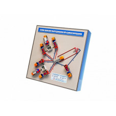 """Интерактивный 3D-макет """"Схема обвязки оборудования при цементировании"""""""