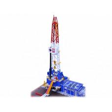 """Действующий интерактивный 3D-макет """"Буровая установка БУ 5000/320 ЭК-БМЧ"""""""