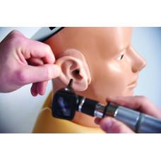 Тренажер для отработки навыков диагностики уха
