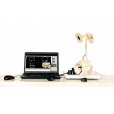 Симулятор для отработки навыков хирургических операций на височной кости