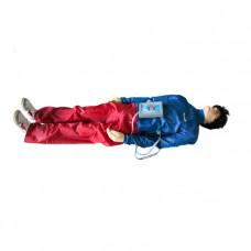 """""""Александр-04"""" тренажер-манекен взрослого пострадавшего для отработки приемов сердечно-легочной реанимации (голова, туловище, конечности) с контроллером"""