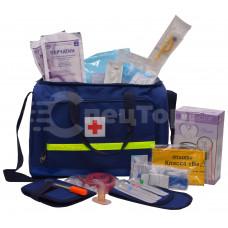 Укладка для оказания первичной медико-санитарной помощи взрослым в неотложной форме УКНО-1183