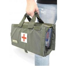 Набор первой помощи расширенный (исп.1) в сумке раскладной НПП-1РС