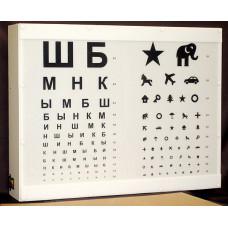 Аппарат Ротта (Осветитель таблиц)