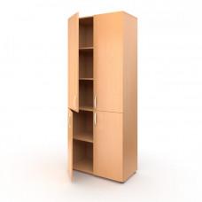 Шкаф широкий 4 дверцы