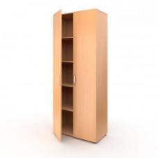 Шкаф широкий 2 дверцы