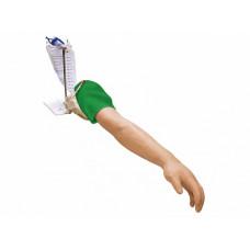 Фантом руки обучения навыкам венепункции (внутривенного введения лекарственных средств и забора крови из вены), подкожных и внутрикожных инъекций