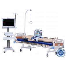 Многофункциональный робот-симулятор пациента с системой мониторинга основных жизненных показателей