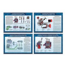Комплект стендов «Гидросистемы тракторов» (15шт)