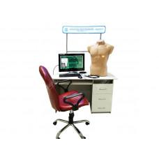Тренажер для обучения физикальному осмотру ТФО-1.02
