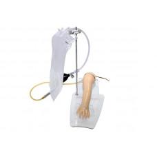 Модель верхней конечности новорожденного для освоения техники внутривенных инъекций