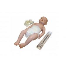Манекен новорожденного для отработки навыков ухода 1.01